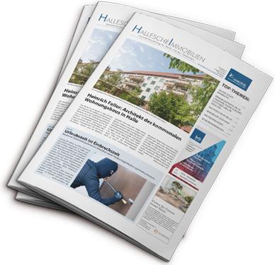 Hallesche Immobilienzeitung, Ausgabe Juni 2019