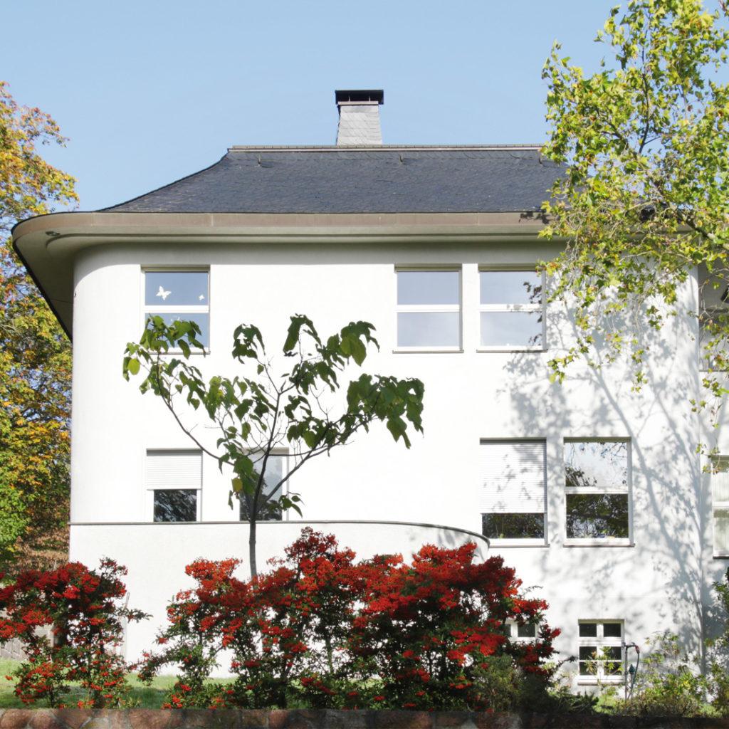 Villa des Kaufhausbesitzers Adolf Huth
