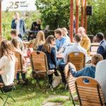 immoHAL feiert 25-jähriges Firmenjubiläum