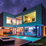 Licht übernimmt in Haus und Wohnung unterschiedliche Funktionen