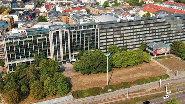 Riebeckplatz Halle