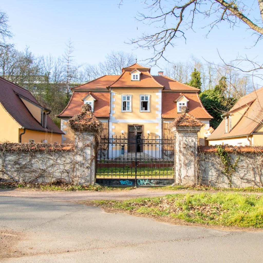 Das Weinberghaus am Weinberg 1