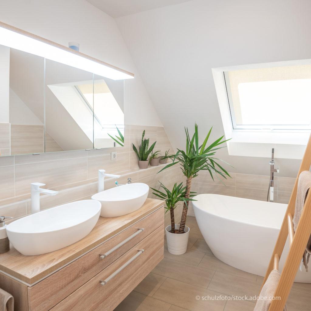 Das Bad als Wohlfühloase   Hallesche Immobilienzeitung