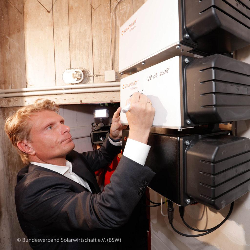 Solarspeicher Solarwatt
