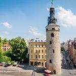 """Nach Kernsanierung erstrahlt das """"Haus am Leipziger Turm"""" in neuem Glanz. Elf moderne, komfortable und barrierearme Wohnungen sind entstanden."""
