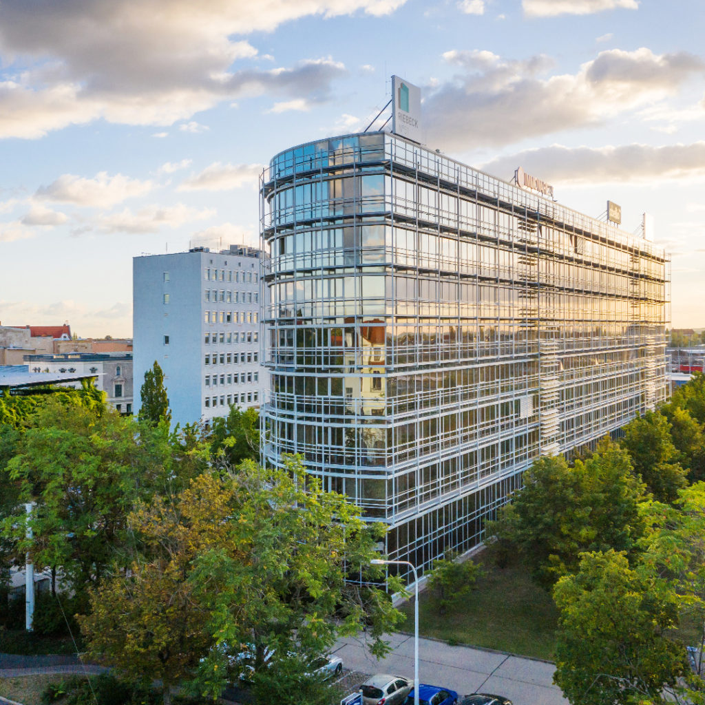 3.750m² Bürofläche am Riebeckplatz Halle wurden in dem markanten Bürogebäude RIEBECK No. 51 vermietet.