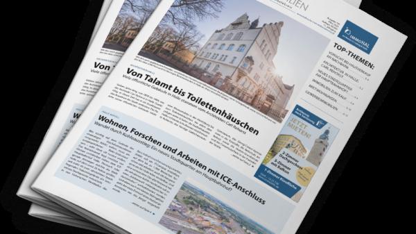 Zum Frühlingsstart geben wir einen Einblick in die aktuelle Stadtentwicklung, zeigen welche Fehler beim Hausverkauf zu vermeiden sind und stellen den Architekten Carl Rehorst vor.