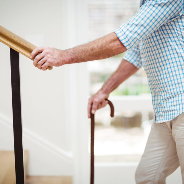 Wohnen im Alter und barrierefreies Wohnen