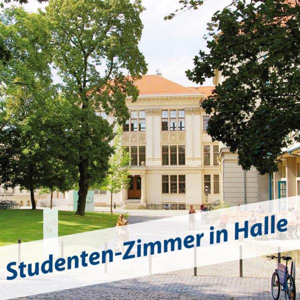 WG-Zimmer und Studenten-Wohnungen in Halle